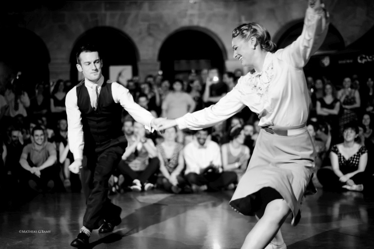 danse six fours