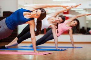 cours de fitness aix