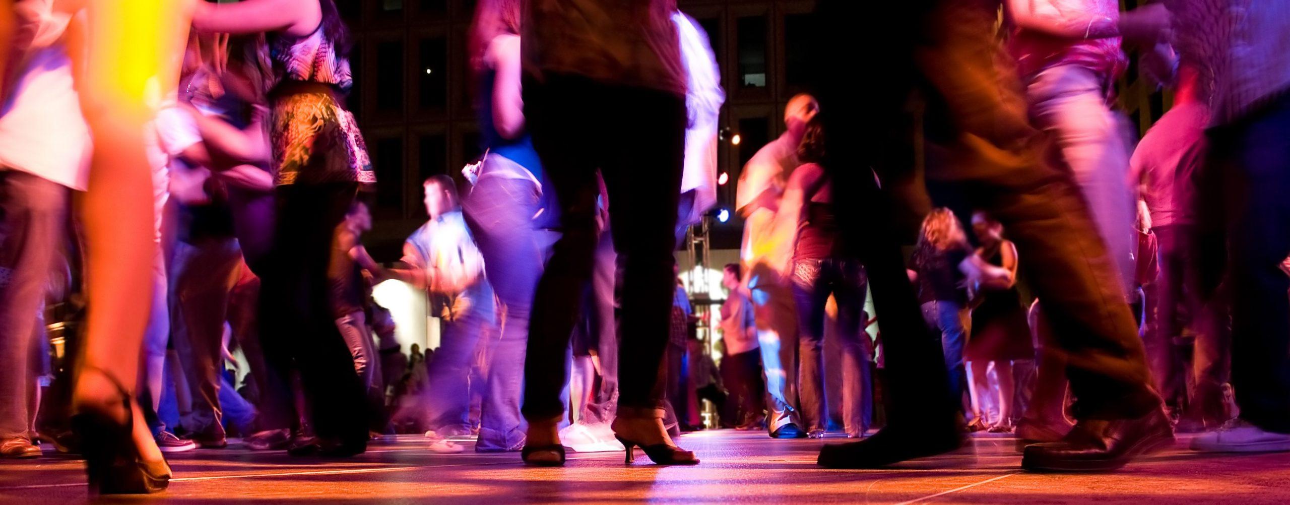 soirée dansante aix